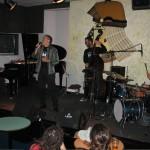 Roberto Demo live (Roberto Demo quintet)