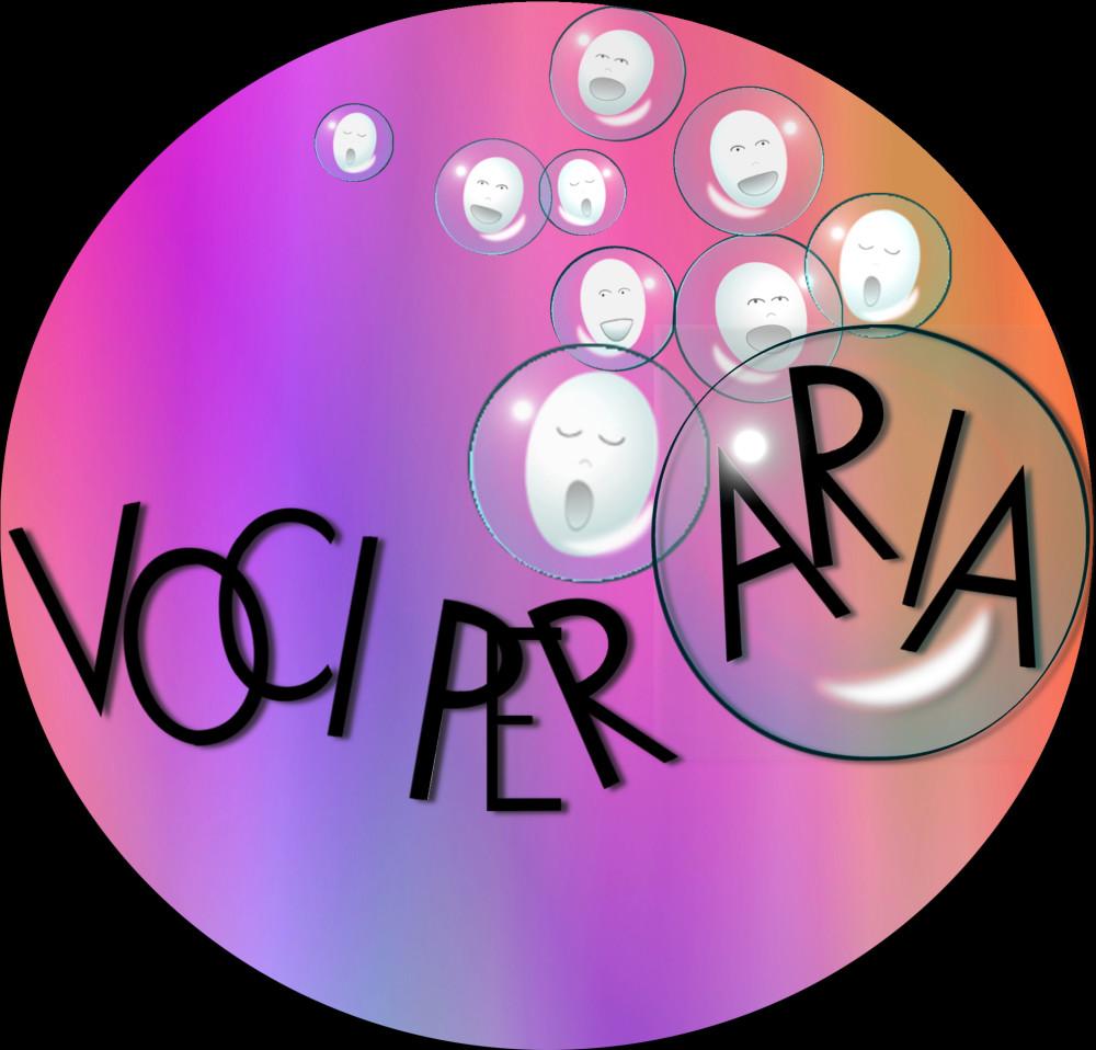 logo voci per aria