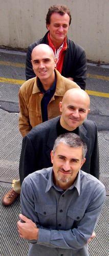Roberto Demo - Yves Rossignol - Luigi Martinale - Paolo Franciscone