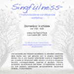 Singfulness WS 181014 (Conferma iscrizione)