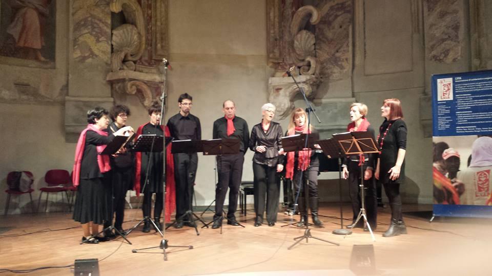 Voci per Aria Natale 2013 - Sala S.Giovanni - Cuneo