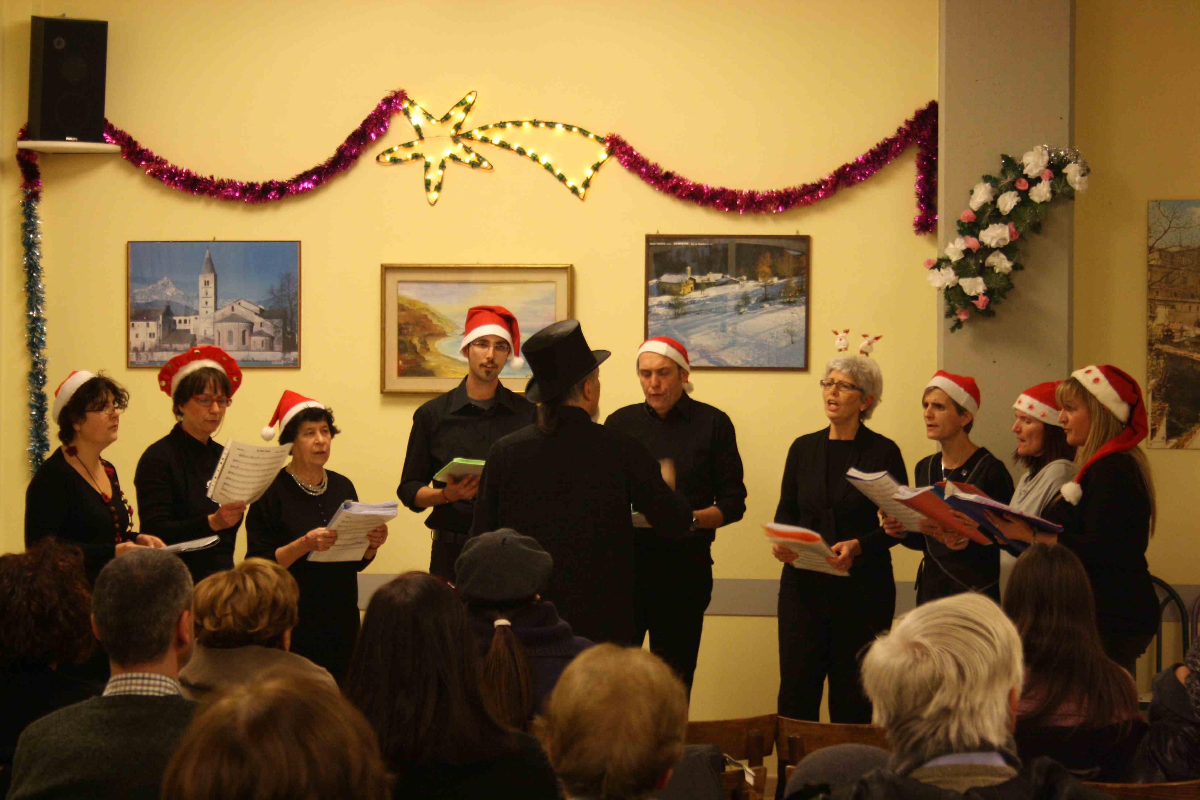 Voci per Aria Natale 2012